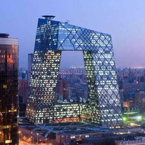 CCTV HQ - Beijing